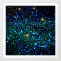 neverland Art Prints featuring Neverland by TMarieee10