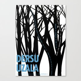 Dersu Uzala Canvas Print