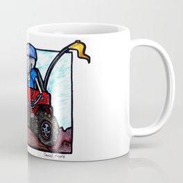 Jeeper Coffee Mug