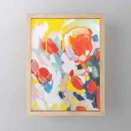 Color Study No. 6 Framed Mini Art Print