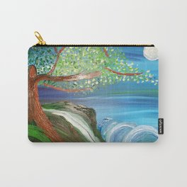 Tree by the Sea Carry-All Pouch