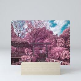 Tokyo Gate Mini Art Print