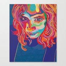 self portrait n1 Canvas Print