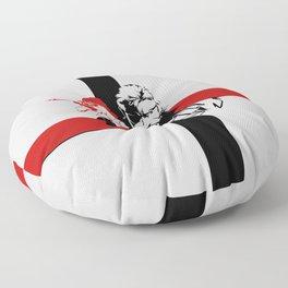 114 Snake & Quiet Floor Pillow