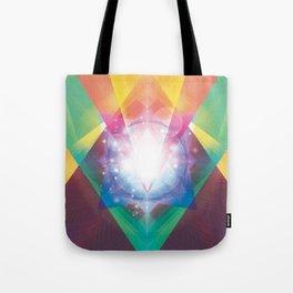 PRYSMIC ORBS II Tote Bag