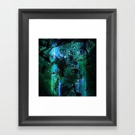 Kuilu Framed Art Print