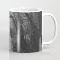 florida Mugs featuring Florida Swamp by Kevin Russ