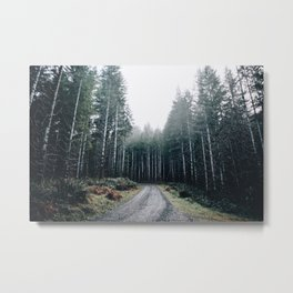 Drive VII Metal Print