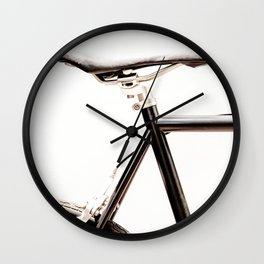 Bicycle No. 2 Wall Clock