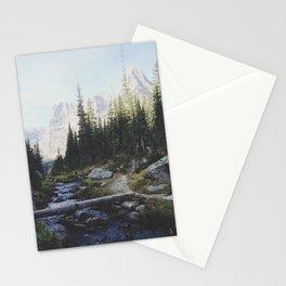 Rocky Mountain Creek Stationery Cards