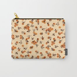 Bees and Honey Carry-All Pouch