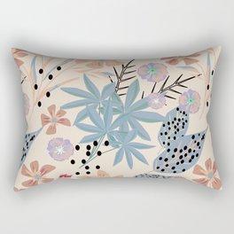 Flower dance.2 Rectangular Pillow