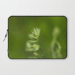 Green Plant Laptop Sleeve