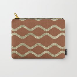 Nordic Pattern 22 Carry-All Pouch