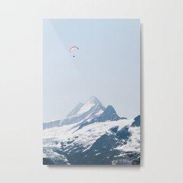 Grindelwald First – Switzerland Metal Print