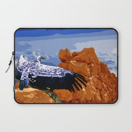 Vulture Spirit Guide Laptop Sleeve