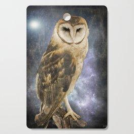Wise Old Owl - Image Art Cutting Board