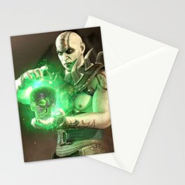 Quan Chi Stationery Cards