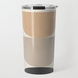 Geometric Modern Art 31 Travel Mug