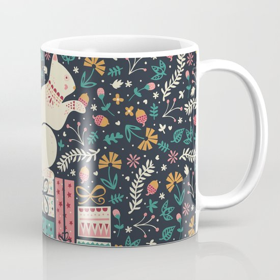 Merry Little Squirrel  Mug