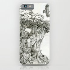 Jungle Friends Slim Case iPhone 6s
