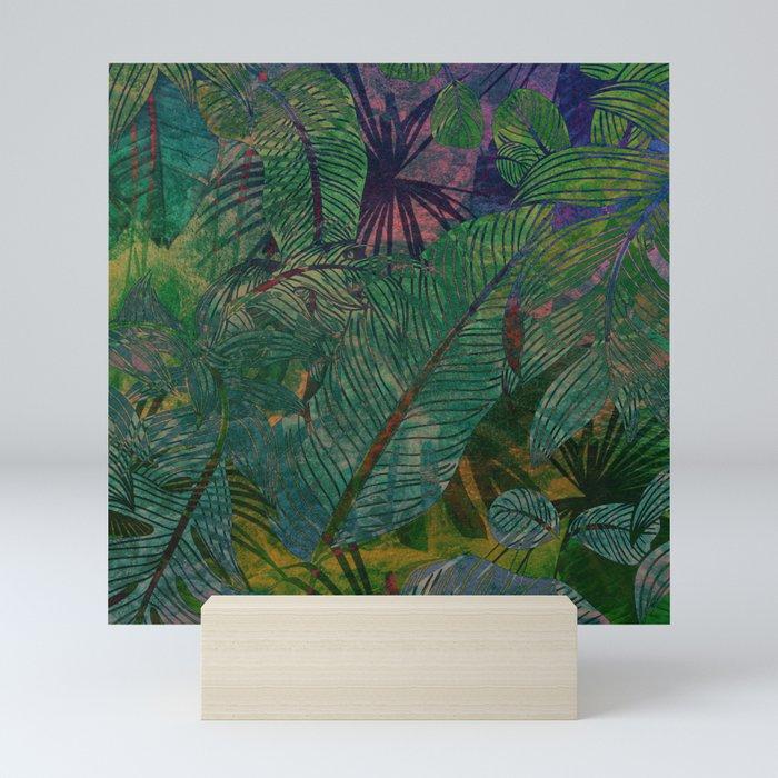 Botanical Sea Mini Art Print