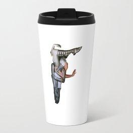 F Travel Mug
