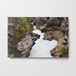 Immersion Metal Print