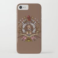 murray iPhone & iPod Cases featuring Murray crest by Rodrigo Ferreira