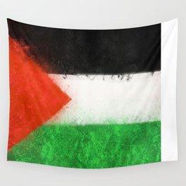 Palestine Wall Tapestry