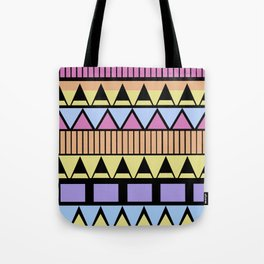 Candy Pattern Tote Bag