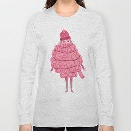 Really Really Really Fucking Cold Long Sleeve T-shirt