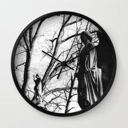 Guardians of the Graveyard Wall Clock