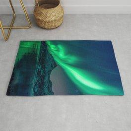 Aurora Borealis (Northern Lights) Rug
