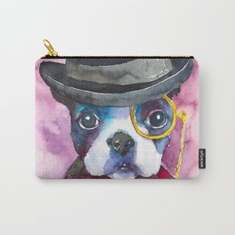 dog#25 Carry-All Pouch