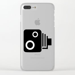 Speed Camera Clear iPhone Case