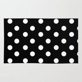 Polka Dot Pattern Rug
