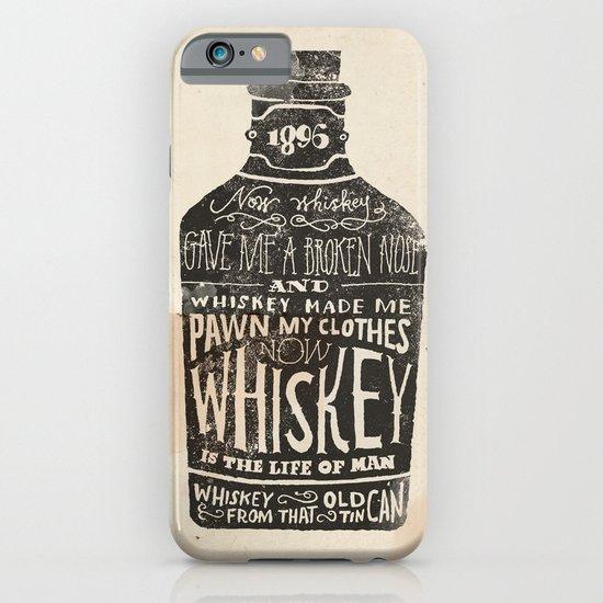 Whiskey iPhone & iPod Case