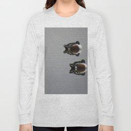 Ducks a reflection Long Sleeve T-shirt