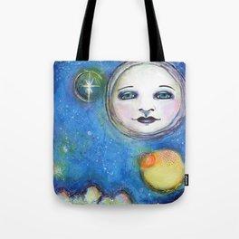 I'm a Dreamer art by Kae Pea Tote Bag