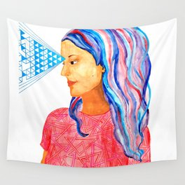The Seer Wall Tapestry