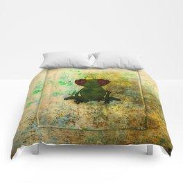 Frog Prince Comforters