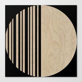 shadow circle. 01 Canvas Print