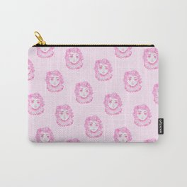 Ruffles Carry-All Pouch