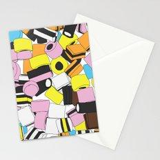 Lots of Liquorice Allsorts Stationery Cards