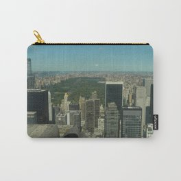 Central Park Aerial View Carry-All Pouch