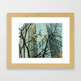 Chicago Lights 3 Framed Art Print