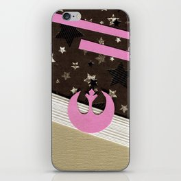Ace In Space! iPhone Skin