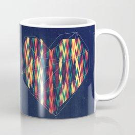 Interstellar Heart Coffee Mug