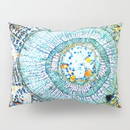 Lime Tree Pillow Sham